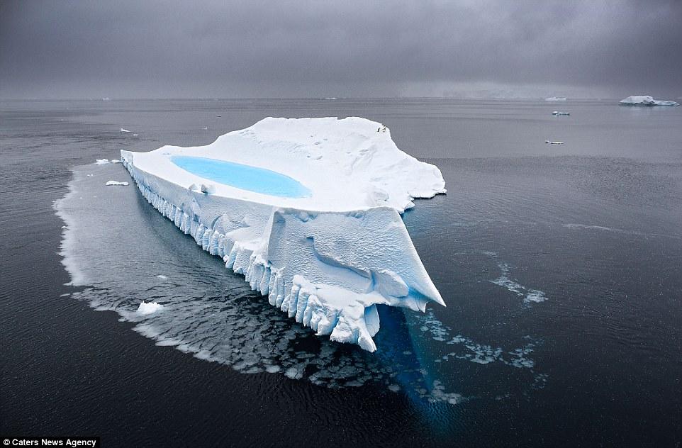 Ảnh: Cuộc sống ở nơi lạnh nhất trái đất - 12