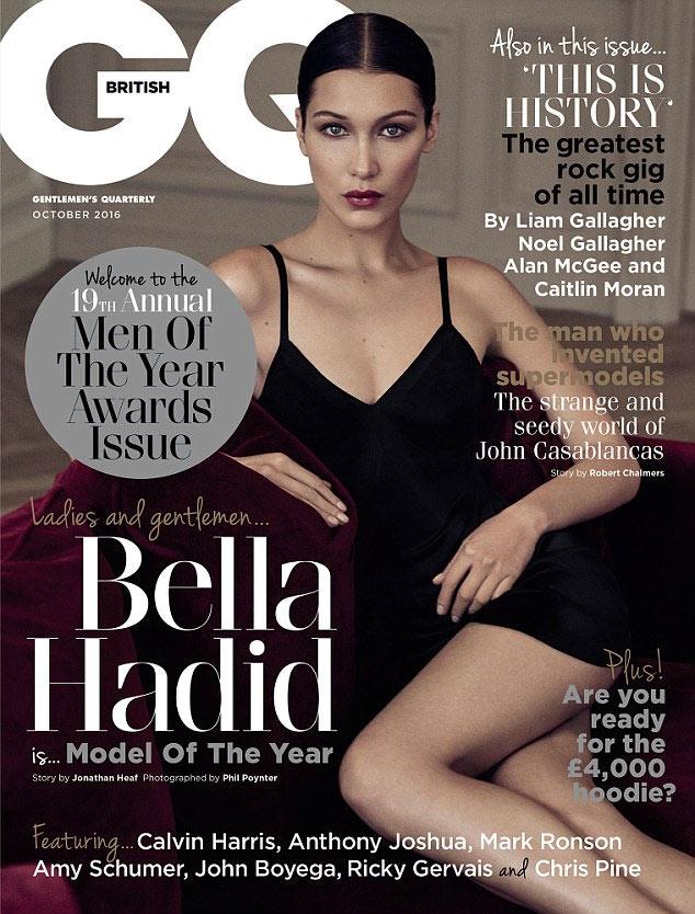 """""""Người mẫu của năm 2016"""" táo bạo khỏa thân trên tạp chí - 2"""