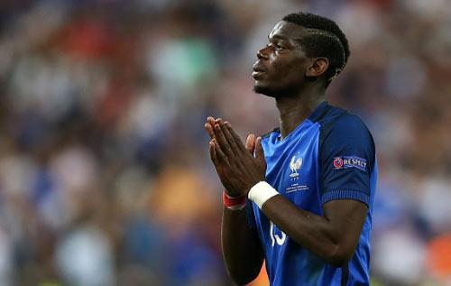 """MU: Pogba 89 triệu bảng và bệnh """"vô hình"""" các trận đấu lớn - 2"""