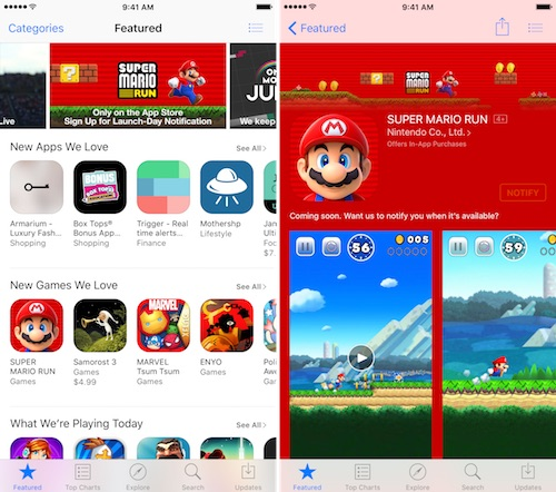 Game Super Mario sẽ có mặt trên cả iOS và Android - 1