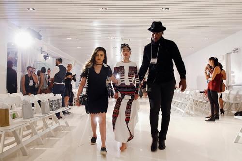 Người mẫu bị tạt axit gây chấn động sàn diễn New York - 7