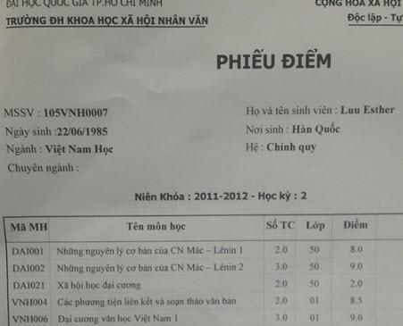 Choáng với kết quả học tập của Hari Won, Trấn Thành - 5