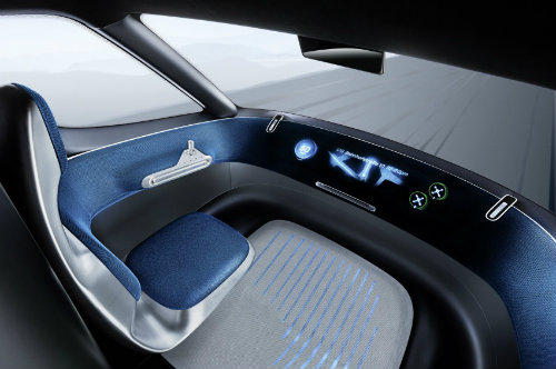 Mercedes-Benz ra mắt Vision Van concept mang cả UAV - 4