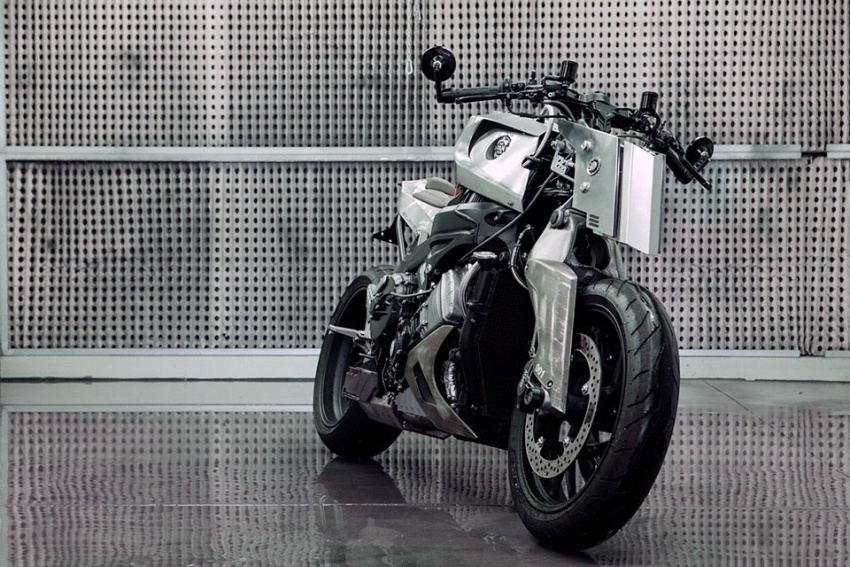 Pan Speed Shop tung gói độ dành cho BMW K1200S - Pan Meka - 2