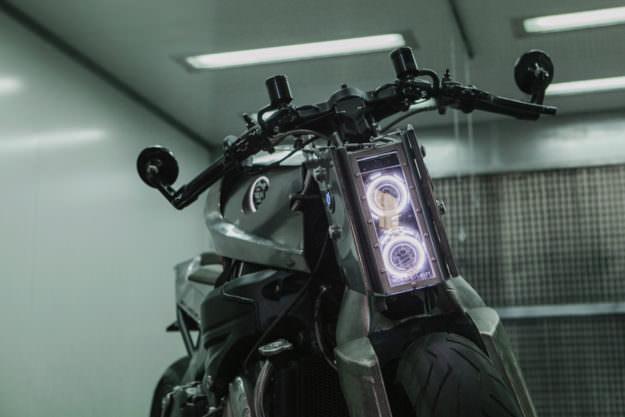 Pan Speed Shop tung gói độ dành cho BMW K1200S - Pan Meka - 4