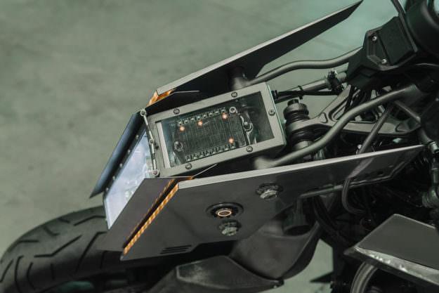 Pan Speed Shop tung gói độ dành cho BMW K1200S - Pan Meka - 3