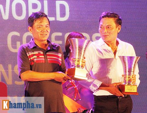 5 golfer nghiệp dư Việt Nam dự giải thế giới 2016 - 3