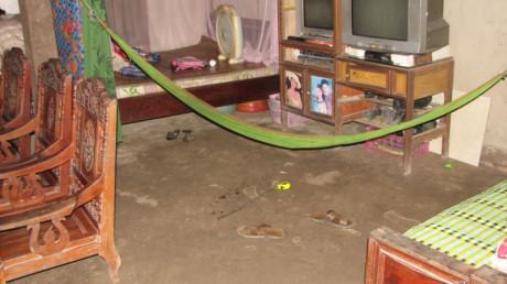 Vụ sát hại bố mẹ do ngáo đá: Hung thủ mới đi tù về - 1