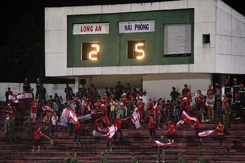 Hải Phòng sững sờ khi đội bầu Hiển có bàn thắng vàng - 2