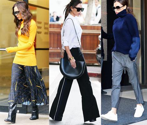 Victoria Beckham mặc đồ đi làm như thế nào? - 1