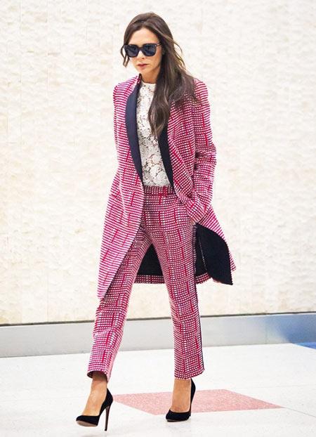 Victoria Beckham mặc đồ đi làm như thế nào? - 4