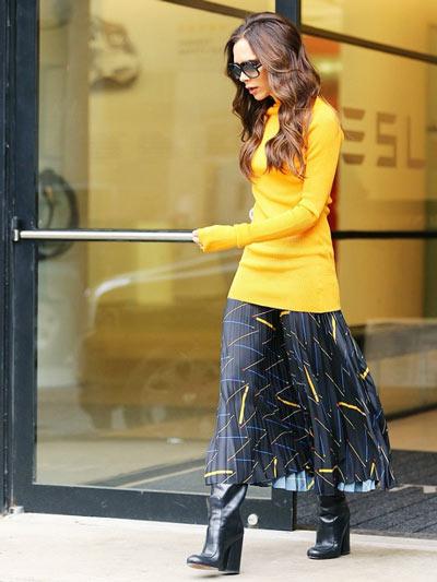 Victoria Beckham mặc đồ đi làm như thế nào? - 5