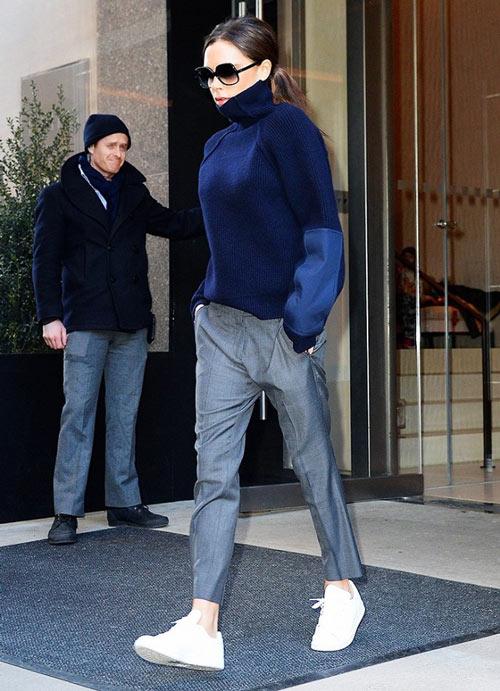 Victoria Beckham mặc đồ đi làm như thế nào? - 6