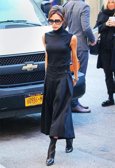 Victoria Beckham mặc đồ đi làm như thế nào? - 2