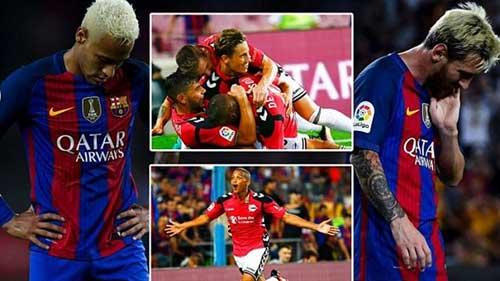 Barca thua sốc vì xoay vòng quá đà: Giá của tự mãn - 2