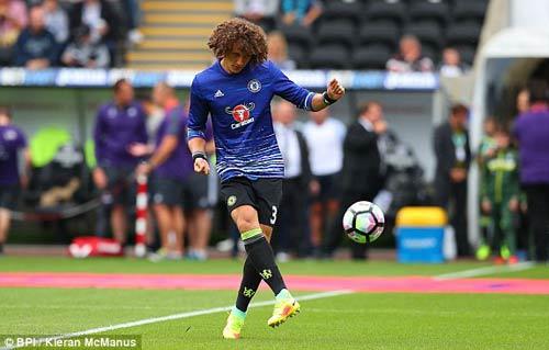 Chi tiết Swansea - Chelsea: Costa gỡ hòa với siêu phẩm (KT) - 15