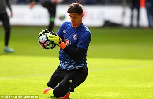 Chi tiết Swansea - Chelsea: Costa gỡ hòa với siêu phẩm (KT) - 19