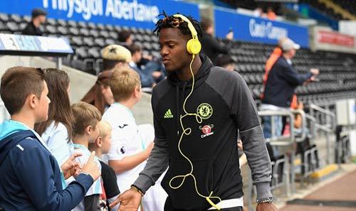 Chi tiết Swansea - Chelsea: Costa gỡ hòa với siêu phẩm (KT) - 20