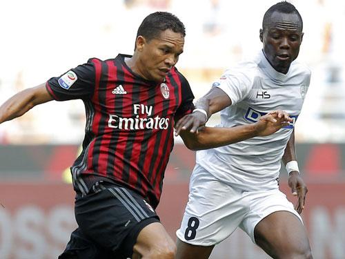 AC Milan – Udinese: Đòn đau phút cuối - 1