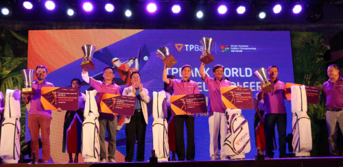 5 golfer nghiệp dư Việt Nam dự giải thế giới 2016 - 1