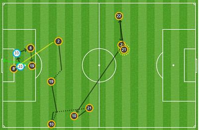 Chi tiết Swansea - Chelsea: Costa gỡ hòa với siêu phẩm (KT) - 4