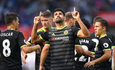 Chi tiết Swansea - Chelsea: Costa gỡ hòa với siêu phẩm (KT) - 6