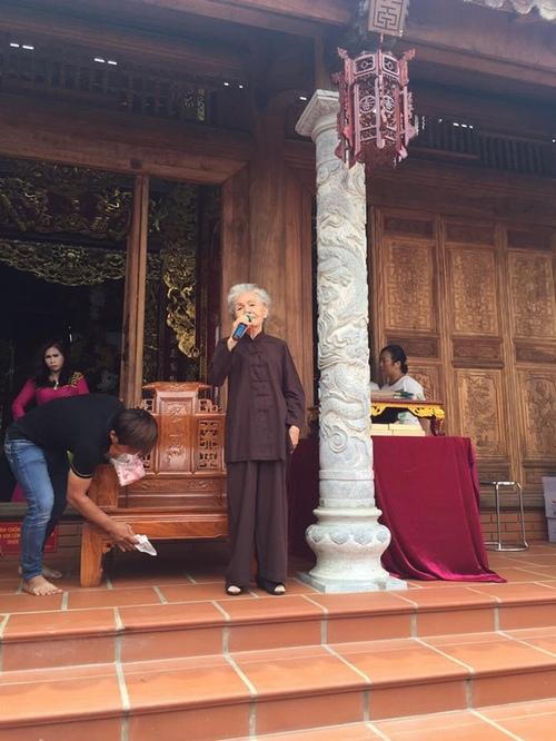 Choáng ngợp cảnh trong nhà thờ Tổ 100 tỷ của Hoài Linh - 12