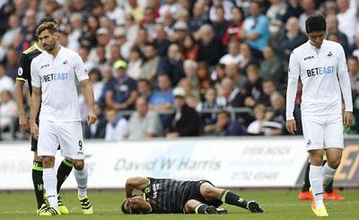 Chi tiết Swansea - Chelsea: Costa gỡ hòa với siêu phẩm (KT) - 8