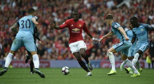 MU thua derby Manchester, Pogba vẫn lạc quan cao độ - 1