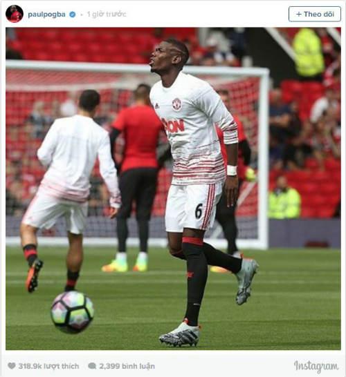 MU thua derby Manchester, Pogba vẫn lạc quan cao độ - 2