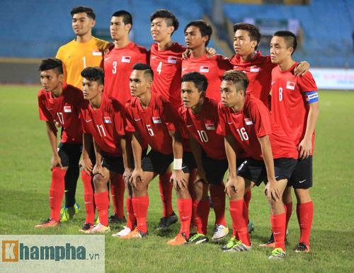 HLV Hoàng Anh Tuấn không hài lòng với chân sút U19 VN - 3