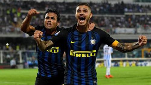 Pescara - Inter Milan: Niềm vui ngây ngất - 1