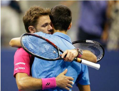 Djokovic - Wawrinka: Tống cựu nghênh tân (CK US Open) - 1