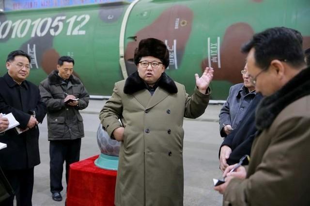 HQ phát hiện dấu hiệu Triều Tiên sắp thử hạt nhân lần 6 - 1