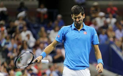 Góc ảnh CK US Open: Djokovic đổ máu, Wawrinka rơi lệ - 11
