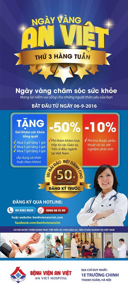 Cùng BV An Việt bật mí bí quyết bảo vệ sức khỏe cho bạn và gia đình - 3