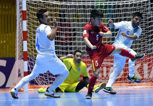 World Cup Futsal: Việt Nam chào sân ấn tượng - 2