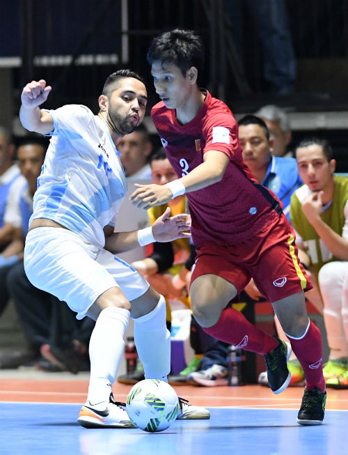 World Cup Futsal: Việt Nam chào sân ấn tượng - 3