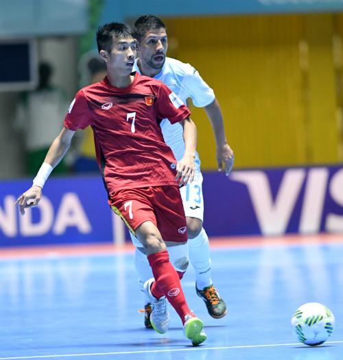 World Cup Futsal: Việt Nam chào sân ấn tượng - 4