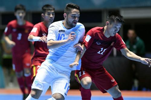 World Cup Futsal: Việt Nam chào sân ấn tượng - 5