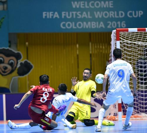 World Cup Futsal: Việt Nam chào sân ấn tượng - 7
