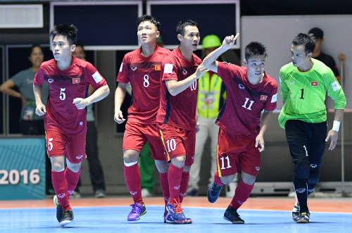 World Cup Futsal: Việt Nam chào sân ấn tượng - 8