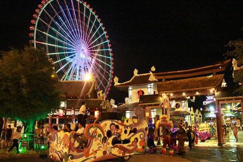 Rực rỡ lễ hội đèn lồng tại Asia Park - 1
