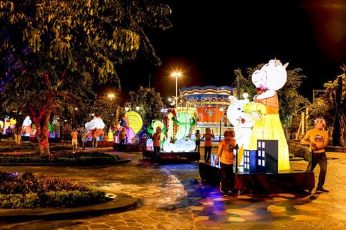 Rực rỡ lễ hội đèn lồng tại Asia Park - 3