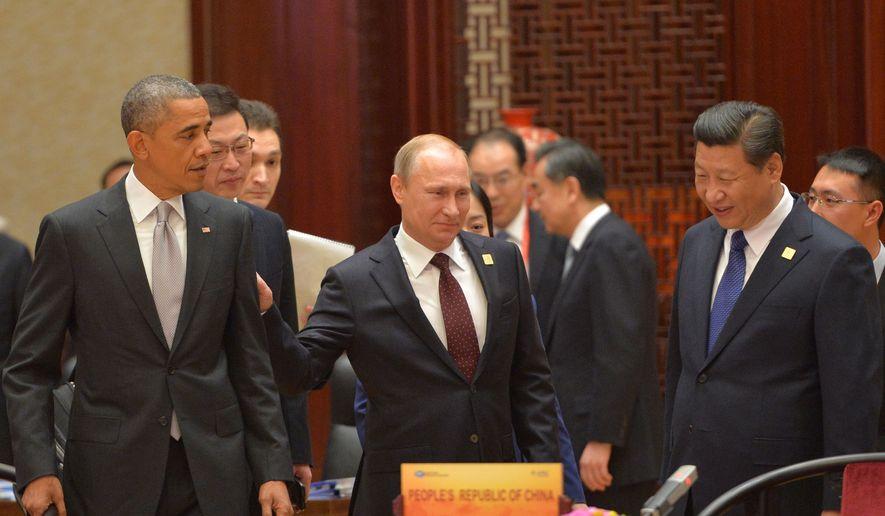 3 lý do Nga ngày càng thân mật Trung Quốc - 2