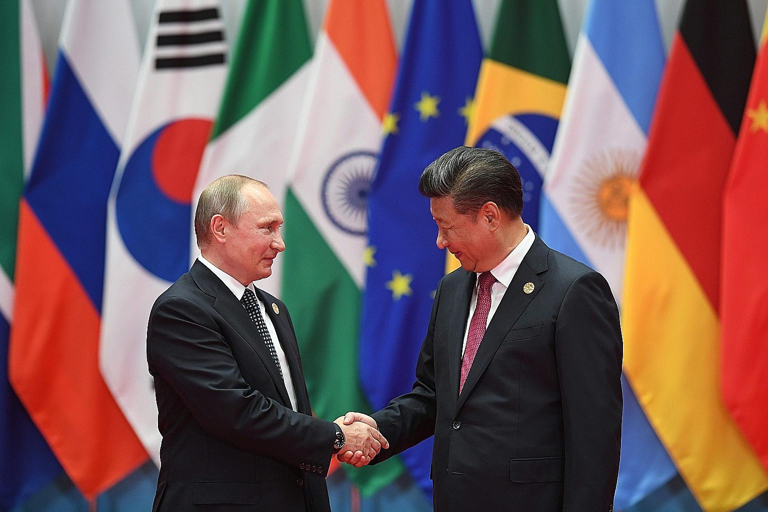 3 lý do Nga ngày càng thân mật Trung Quốc - 1