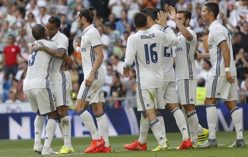 Tiêu điểm V3 La Liga: Zidane và Real thống trị năm 2016 - 2