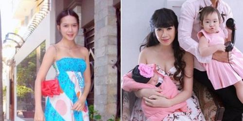 Vòng 1 vợ Lý Hải ngày càng nóng bỏng sau 4 lần sinh con - 6