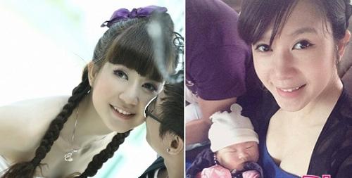 Vòng 1 vợ Lý Hải ngày càng nóng bỏng sau 4 lần sinh con - 2