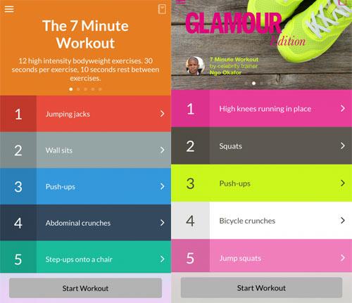 10 ứng dụng giúp giữ dáng mà không cần tới phòng gym - 3